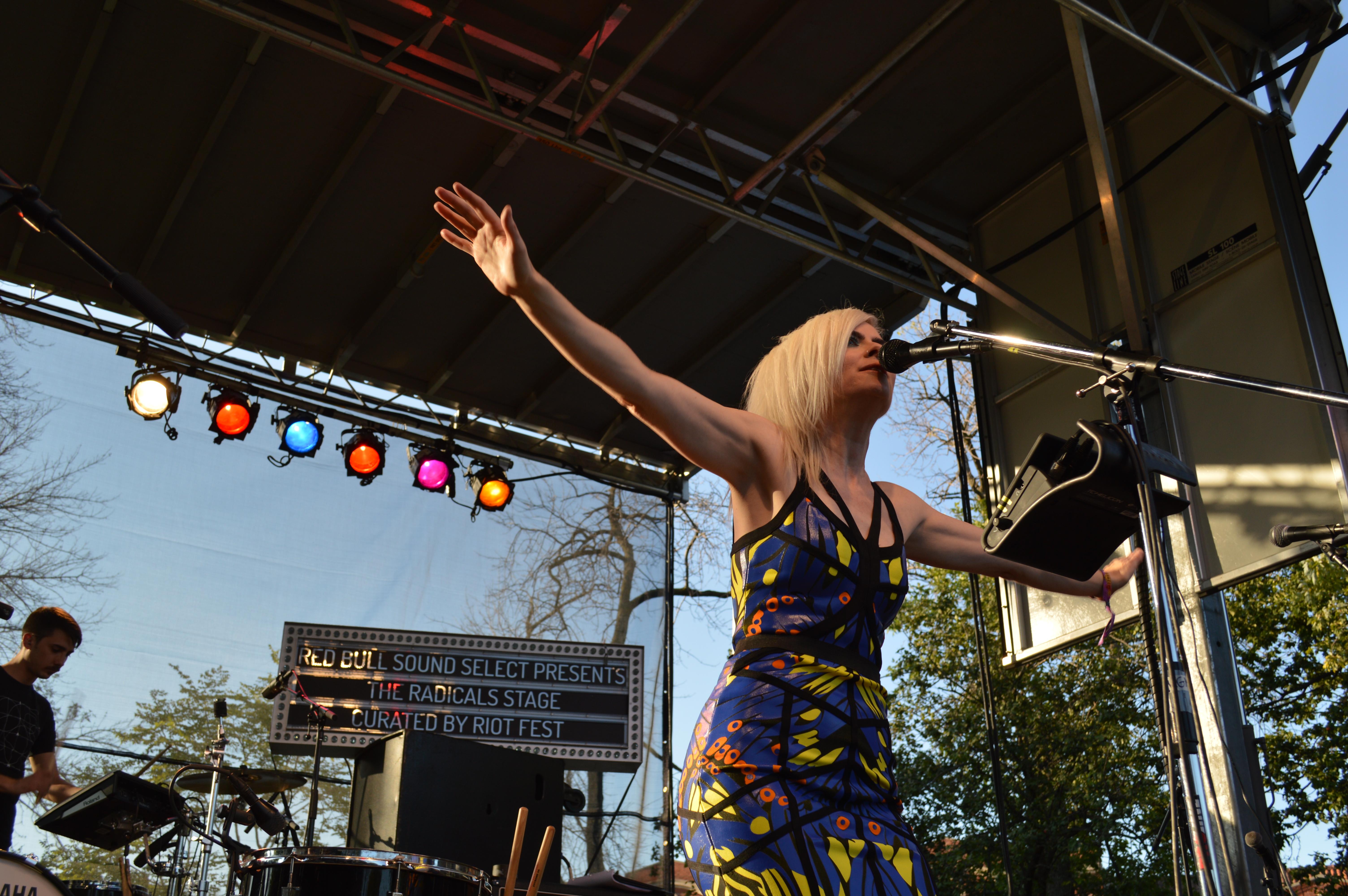 Riot Fest Chicago 2014 – Sunday | ANOBIUM